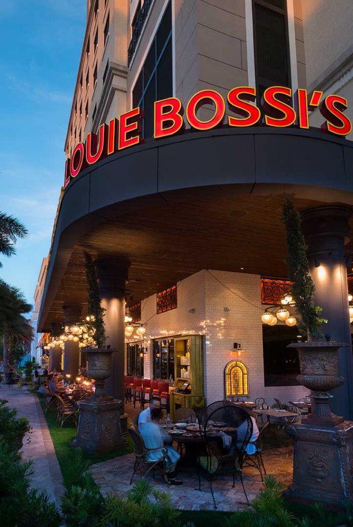 Louie Bossi - Boca Raton Exterior