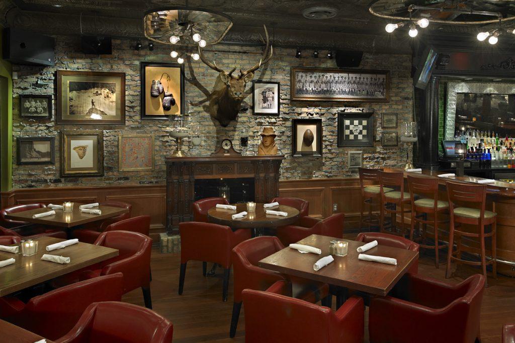 Big City Tavern Entry Dining