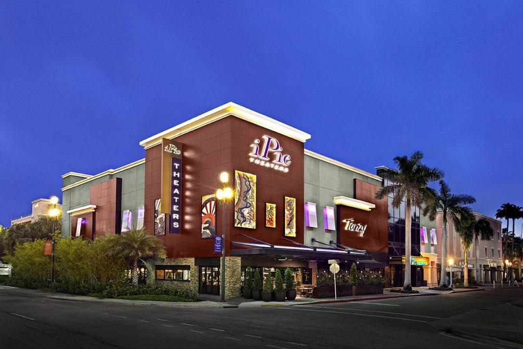 iPic Theater Exterior